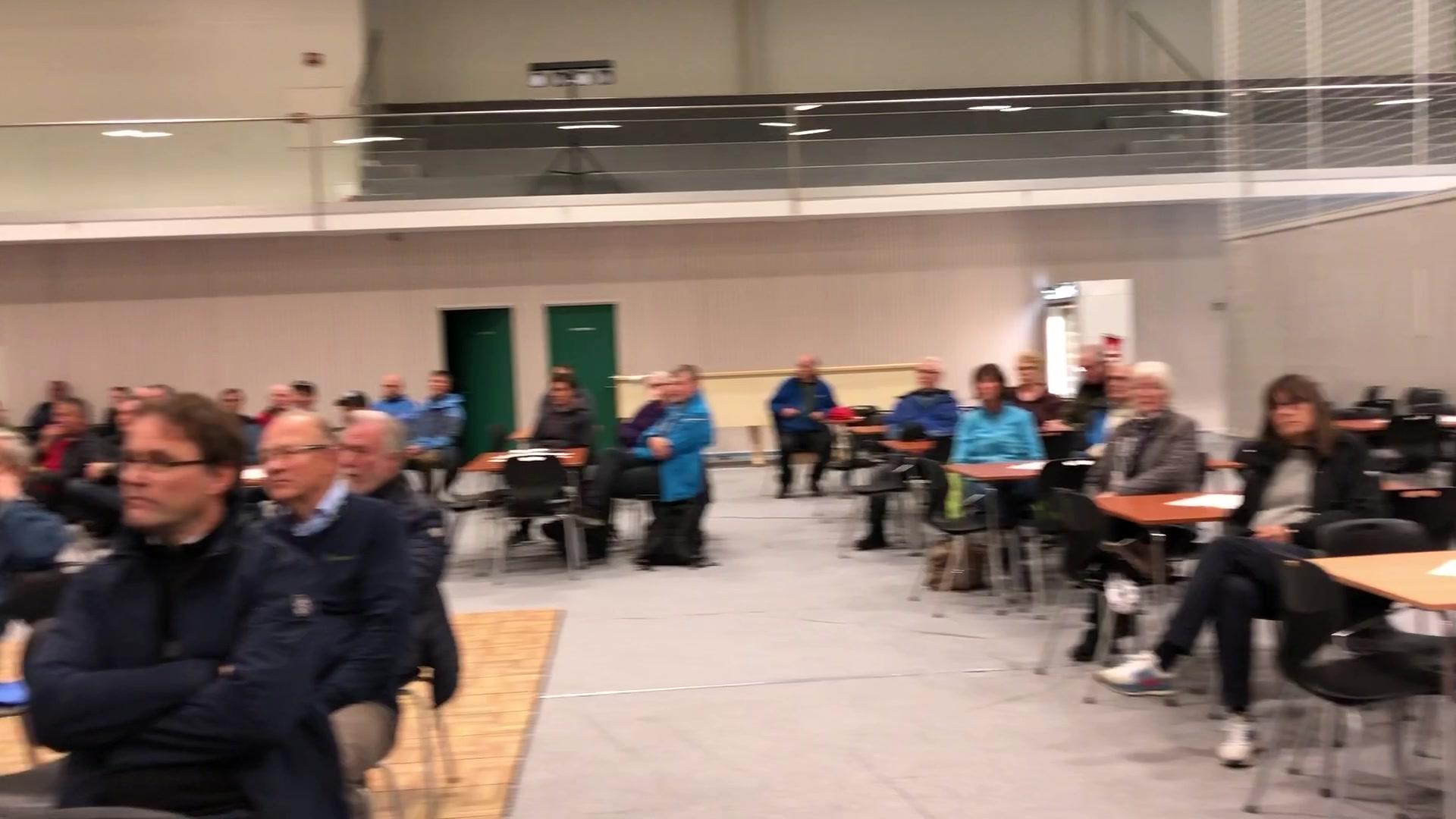 Ministeren talte til Troms-bøndene