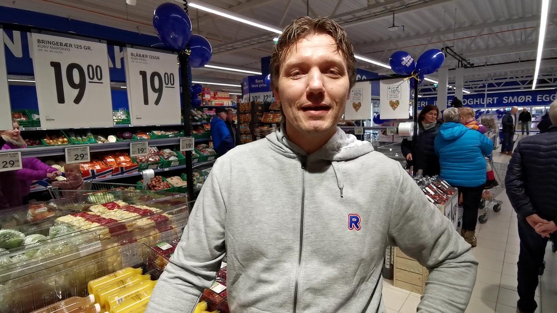 Kjøpmann Yngve Hakestad