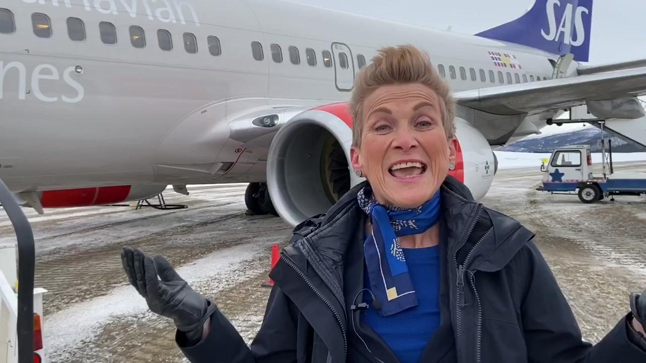 SAS tilbake på Bardufoss
